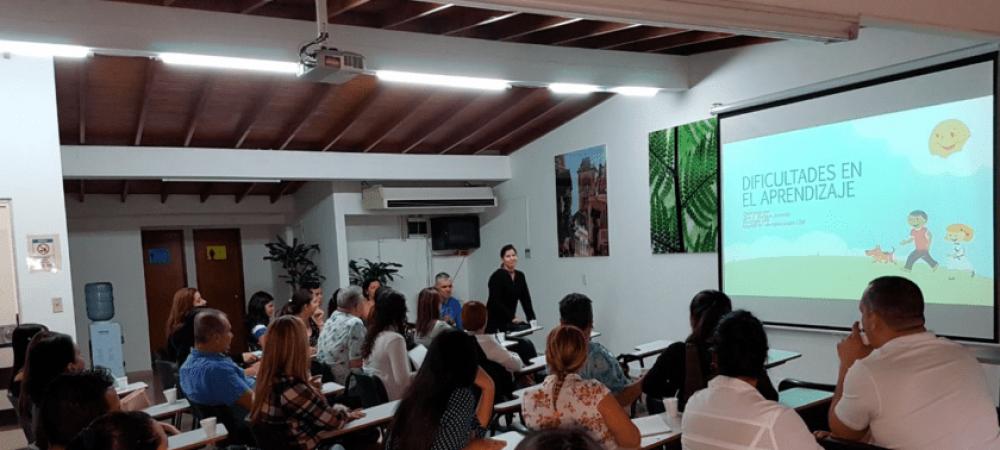 Neurohelp | Conferencia: Dificultades en el aprendizaje