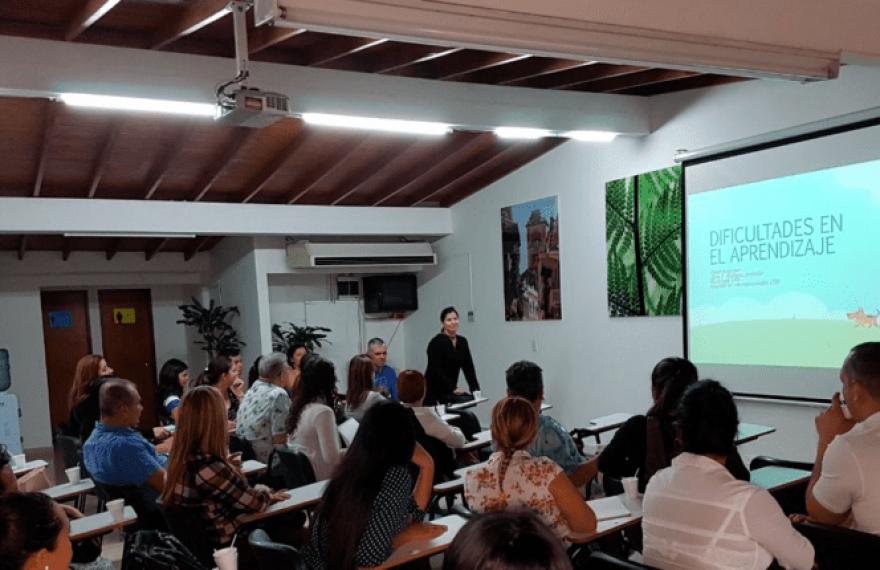Blog | Conferencia: Dificultades en el aprendizaje