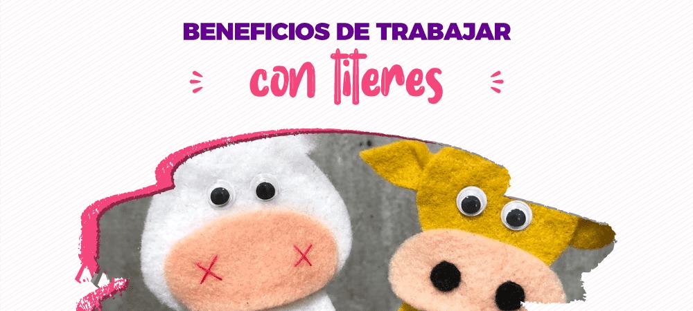 Beneficios de trabajar con títeres para niños autistas en Medellín