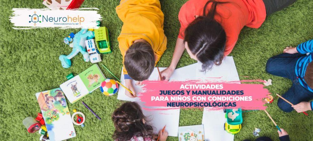 Neurohelp | Cómo estimular la creatividad en niños, jóvenes y adultos con condiciones neuropsicológicas como TDAH, Trastorno del Aprendizaje y Autismo en Medellín